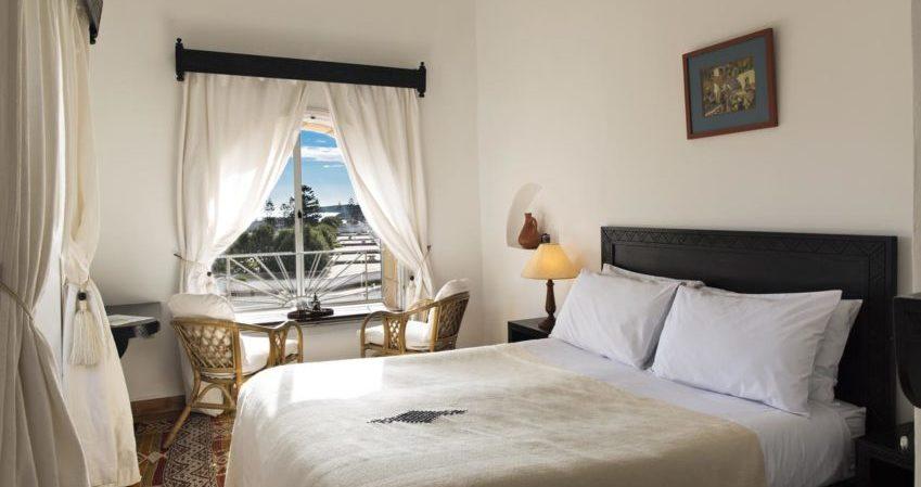 Chems bleu riad hotel essaouira Chambre Ocre