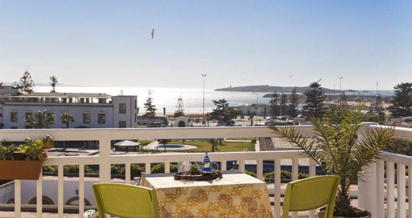 riad hotel chems bleu essaouira morocco