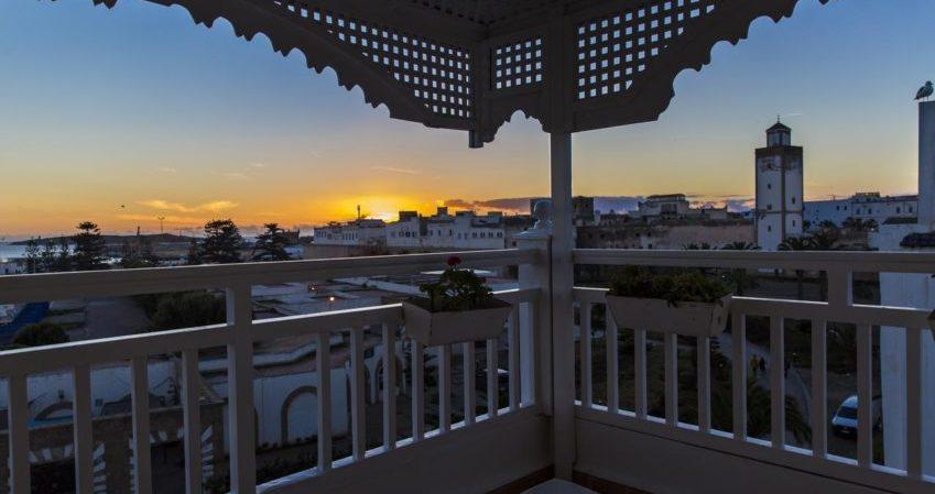 tarifs riad hotel chems bleu essaouira maroc