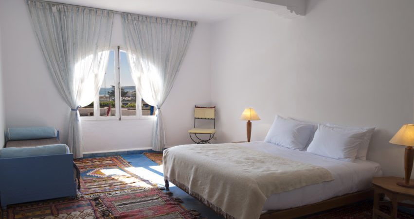 Appartement Chems bleu riad hotel essaouira