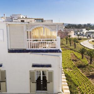 Chems bleu riad hotel essaouira Chambre Dunette
